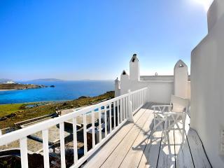 Very beautiful villa/pool-Excellent sea view! - Tourlos vacation rentals