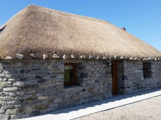 Beautiful Cottage with A/C and Television in Benbecula Island - Benbecula Island vacation rentals
