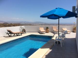 El Pinar villa with pool, panoramic views & WiFi - Bedar vacation rentals