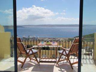 Apartment with stunning ocean views + Pool - Ghajnsielem vacation rentals