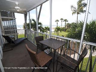 Morgan Properties-Crystal Sands 206-2 Bed/2 Bath - Siesta Key vacation rentals