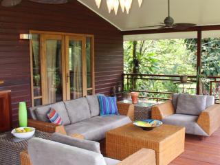 Big Creek Gardens - Upper Two Bedroom - Isla Colon vacation rentals