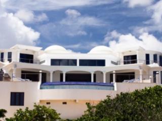 Stunning Contemporary Oceanfront Villa - Shoal Bay Village vacation rentals