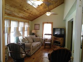 Whispering Woods Cottage - Gorham vacation rentals