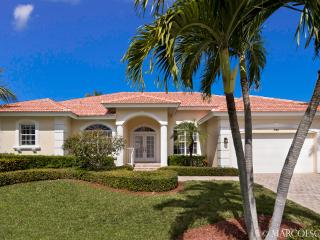 CAPITANA SOLAIRE - Our Private Oasis Walking Distance to White Sand Beaches !! - Marco Island vacation rentals