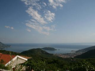Luxury villa with private pool and stunning view - Budva vacation rentals