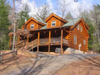 Woodsy Hideaway, Brasstown, NC - Murphy vacation rentals