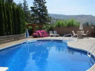 Nice 5 bedroom Penticton House with Internet Access - Penticton vacation rentals