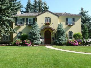 The Montana Villa - Downtown Bozeman near MSU - Bozeman vacation rentals