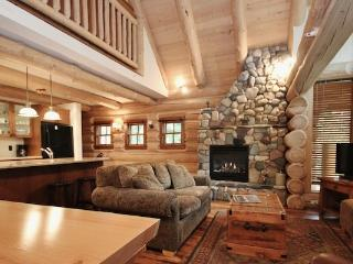 Fernie Snow Creek Cabins 3 Bedroom Log Cabin - Fernie vacation rentals