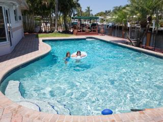 Beautiful Waterfront Home W/ Pool In Pompano Beach - Pompano Beach vacation rentals
