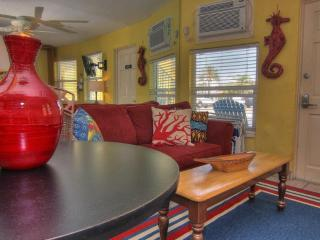 Cozy Studio with Internet Access and DVD Player - North Redington Beach vacation rentals
