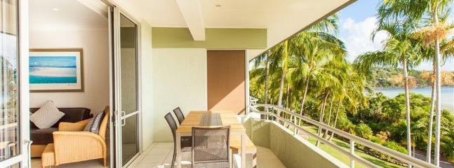 Balcony - Lagoon 202 - Hamilton Island - rentals