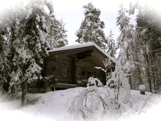 Chalet pour 6-8 personnes en laponie finlandaise - Yllasjarvi vacation rentals