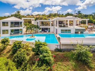 Grand Bleu at Terres Basses, Saint Maarten - Sunset View, Two Pools, Walk to Plum Bay - Terres Basses vacation rentals