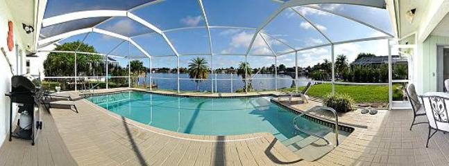 Florida villa for your dream holiday - Villa Mango Cove - Cape Coral - rentals