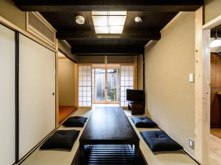 NEW! Spacious traditional house near Nijo CASTLE - Kyoto vacation rentals