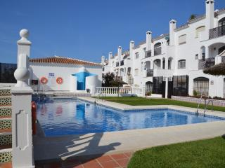 Central, modern, 1 bed apartment, pool near beach - Nerja vacation rentals