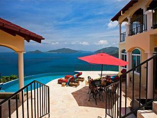 Villa AnaCapri Estate 4 Bedroom SPECIAL OFFER Villa AnaCapri Estate 4 Bedroom SPECIAL OFFER - Trunk Bay vacation rentals