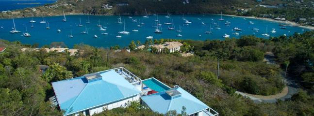 Villa Blue Skies 4 Bedroom SPECIAL OFFER Villa Blue Skies 4 Bedroom SPECIAL OFFER - Image 1 - Cruz Bay - rentals