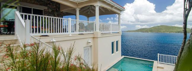 Villa Joie De Vivre 4 Bedroom SPECIAL OFFER - Image 1 - Magens Bay - rentals