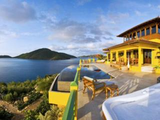 Villa Golden Pavilion 5 Bedroom SPECIAL OFFER - Guana Island vacation rentals