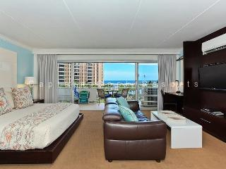 Lagoon and Ocean View!  FREE WiFi and Parking! - Waikiki vacation rentals