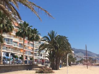 Sea Front 2 Bedroom Holiday Apartment - Altea vacation rentals