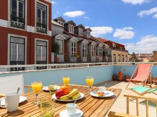 Ap2 - Principe Real Terrace - Lisboa vacation rentals