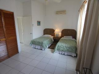 Bright 2 bedroom Jolly Harbour Villa with Deck - Jolly Harbour vacation rentals