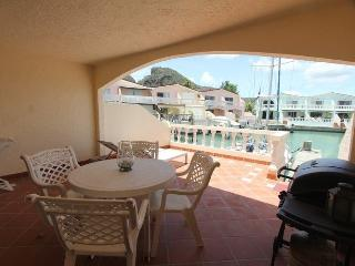 Bright Villa with Deck and A/C - Jolly Harbour vacation rentals