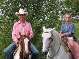 Working Cattle Ranch  Bring Your Horses - Bruno vacation rentals