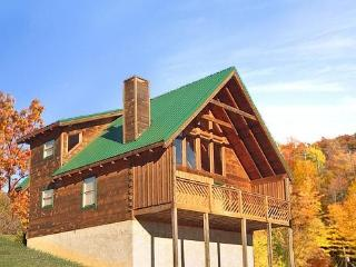 Romantic Cabin with Deck and A/C - Pigeon Forge vacation rentals