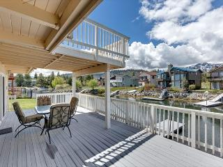Amazing View with Boat Dock in Tahoe Keys (TK1872) - South Lake Tahoe vacation rentals