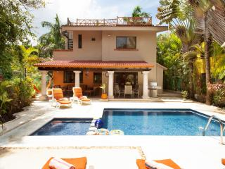 4 BR Villa with Private Pool minutes from Beach - Playa del Carmen vacation rentals