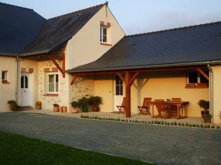 Le  Logis de Clope Chien en Maine et Loire - Vauchretien vacation rentals