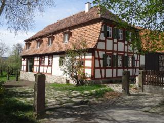 Urlaub im Baudenkmal - Wohnung Lichtblick - Bad Windsheim vacation rentals