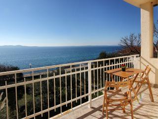 Cozy Beachfront App near Zadar 1 - Kozino vacation rentals