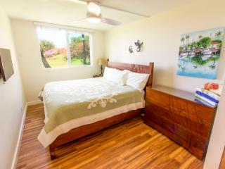 Family Friendly; Tropical Home; Walk to the Beach! - Kihei vacation rentals