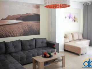 Comfortable 2 bedroom Apartment in Kallithea - Kallithea vacation rentals
