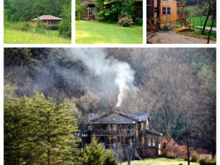 300 acre Mountain Retreat. 2 Rms. 3 private cabins - Irvine vacation rentals