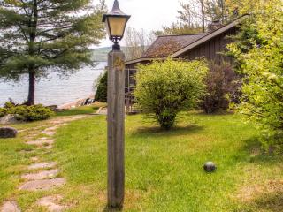 "Summer Rates Reduced! ""Beach House"" Charming 3BR + Loft Hague Cottage w/Wifi & Private Beach - Steps from Swimming, Boating & Fishing on Lake George! - Hague vacation rentals"