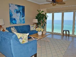 Coastal dreaming inspired style and furnishings, all new to beachfront unit! - Miramar Beach vacation rentals