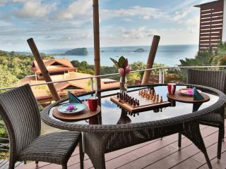 Touch The Pacific! Designer Villa. Minutes to Beach & Town. 11 Years' Experience - Manuel Antonio National Park vacation rentals