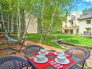 New Listing! Attractive 3BR Sun Valley Condo w/Wifi, Spacious Deck & Access to Community Pool & Sauna! Awesome Location - Close to Skiing, Hiking, Biking, Golf & More! - Sun Valley vacation rentals