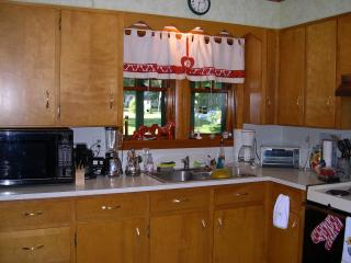 Sweet home with antiques and vineyard in back yard - Caribou vacation rentals
