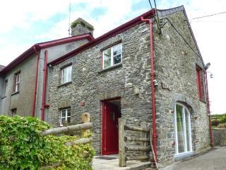 CRUD-Y-BARCUD, character cottage, on working livestock farm, walks and cycle routes from doorstep, near Lampeter, Ref 914966 - Caio vacation rentals