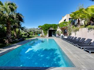 Tropical paradise on the Saint Tropez Peninsula - La Croix-Valmer vacation rentals