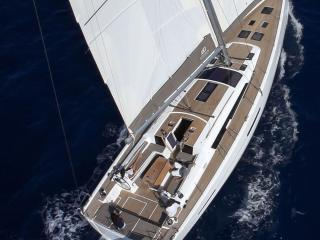 Luxury awaits on your luxury 56ft Dufour sailboat - Lund vacation rentals
