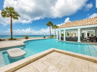 Luxury 6 bedroom St. Martin villa. Contemporary Beachfront with gorgeous sunsets! - Grand Case vacation rentals